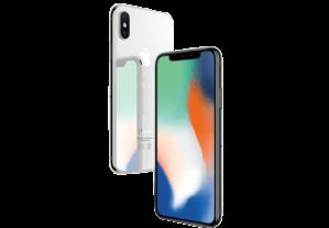 apple iphone x smartphone 64 gb silber 299x207 - Apple iPhone X 64 GB - Silber