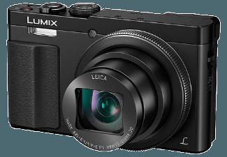 panasonic lumix dmc tz71 leica digitalkamera 121 megapixel 30x opt zoom - Panasonic DMC-TZ71EG-K Lumix Kompaktkamera (12,1 Megapixel, 30-fach opt. Zoom, 7,6 cm (3 Zoll) LCD-Display, Full HD, WiFi, USB 2.0) schwarz