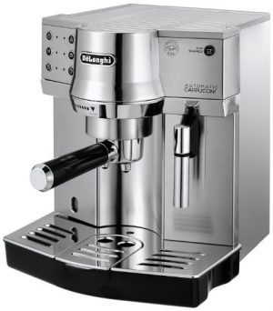 delonghi ec 860m espresso siebtrgermaschine 1450 w silber 1 300x342 - DeLonghi EC 860.M Espresso-Siebträgermaschine (1450 W) silber