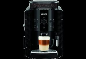 krups ea 8108 kaffeevollautomat 17 liter wassertank 15 bar schwarz 1 299x207 - Krups EA8108 Kaffeevollautomat (1450 Watt, 1,8 Liter Wassertank, CappuccinoPlus-Düse, 2-Tassen-Funktion, 15 bar) schwarz
