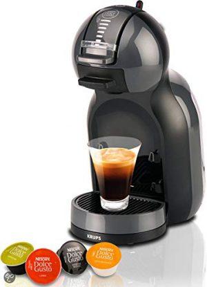 krups nescaf dolce gusto mini me kp1208 kapsel kaffeemaschine fr heie und 1 300x415 - Krups Nescafé Dolce Gusto Mini Me KP1208 Kapsel Kaffeemaschine (für heiße und kalte Getränke, 15 bar Pumpendruck, automatische Wasserdosierung, Flow-Stop Technologie, 0,8 l Wassertank) anthrazit/grau