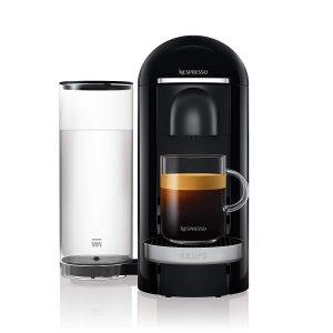 krups nespresso xn9008 vertuo plus kaffeekapselmaschine automatische 1 300x300 - Krups Nespresso XN9008 Vertuo Plus Kaffeekapselmaschine, Automatische Kapselerkennung, 1,7 l Wassertank, 5 Tassengrößen, Schwarz/Edelstahl