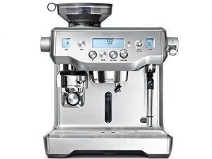 sage appliances ses980 espresso maschine the oracle gebrstetes edelstahl 1 300x225 - Sage Appliances SES980 Espresso-Maschine The Oracle, Gebürstetes Edelstahl