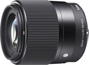 sigma 30mm f14 dc dn contemporary objektiv 52mm filtergewinde fr sony e 300x219 - Sigma 30mm F1.4 DC DN Contemporary Objektiv (52mm Filtergewinde) für Sony-E Objektivbajonett