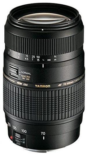 tamron af 70 300mm 4 56 di ld macro 12 digitales objektiv 62mm 300x535 - Tamron AF 70-300mm 4-5,6 Di LD Macro 1:2 digitales Objektiv (62mm Filtergewinde) für Canon