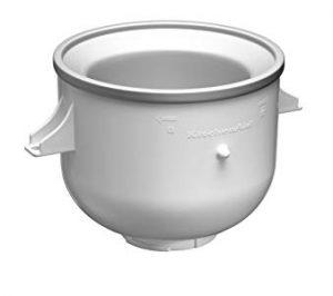 kitchenaid kica speiseeismaschine zubehr kchenmaschine iron 19 1 300x266 - KitchenAid KICA Speiseeismaschine-Zubehör Küchenmaschine, iron, 1.9 kilograms, weiss/silber/schwarz