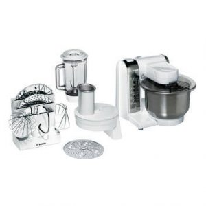 Bosch MUM 48 CR1 mit Standmixer/Durchlaufschn. Küchenmaschine