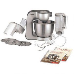 Bosch MUM 56320 CH mit Betty Bossi Rezeptbuch Küchenmaschine