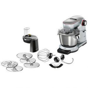 Bosch OptiMUM mit Durchlaufschnitzler Küchenmaschine
