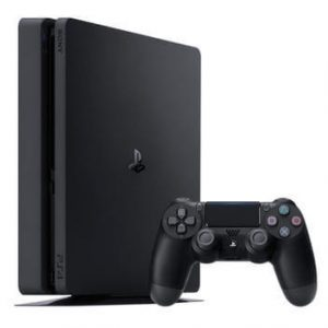 Sony Computer Entertainment PS4 500GB Black Slim PlayStation 4