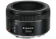 Canon EF 50 mm f/1.8 STM Objektiv, schwarz