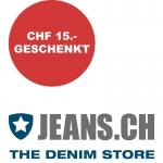Jeans.ch Deal Gutschein CHF 15.00